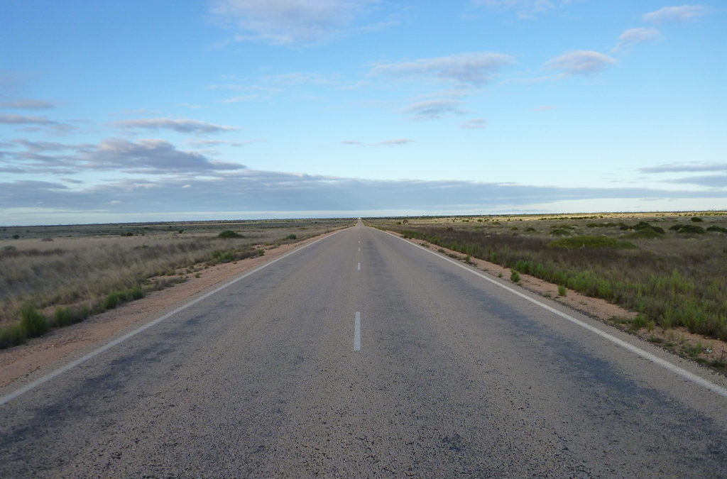 The Nullarbor Plain South Australia & Western Australia