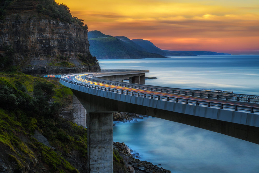 4 Sea Cliff Bridge NSW