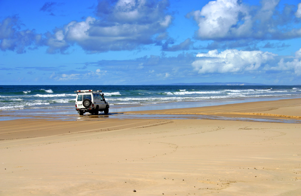 3 75 Mile Highway Fraser Island QLD