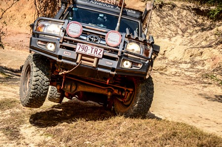 COOPERTIRES PROVIDING OFFROAD STABILITY
