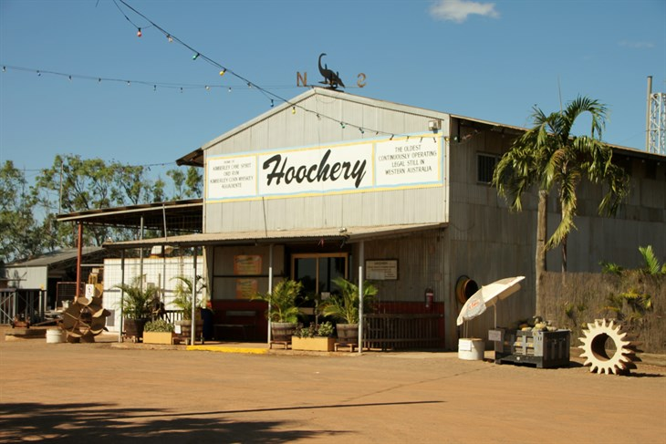 Hoochery Distillery