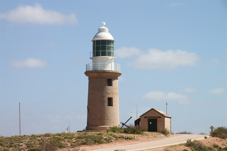 Lighthouse Exmouth