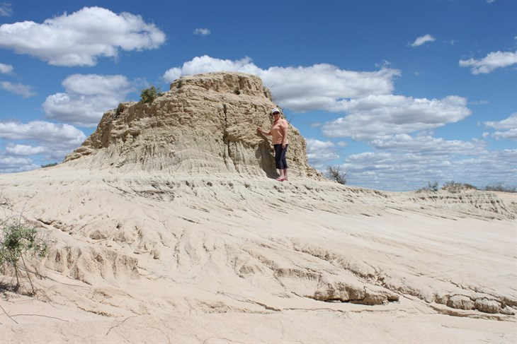 Allow Plenty Of Time To Visit Mungo National Park