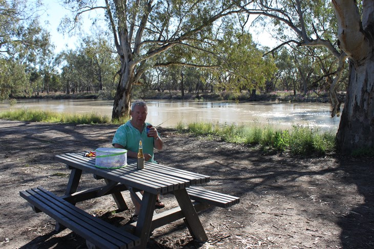 Sensational Darling River Campsite