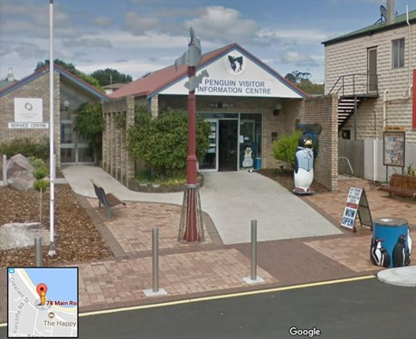 Penguin Tourist Info Centre