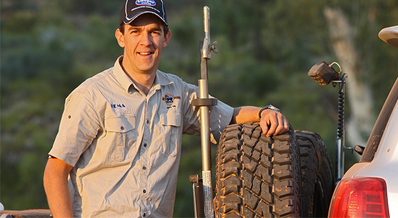 In my view the new Cooper S/TMaxx is the best all-terrain tyre Australia's ever seen. I just love 'em!