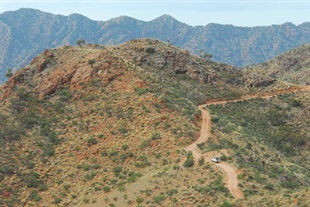 5-Fabulous mountain cuntry at Arkaroola northern flinders - Cooper Tires Australia