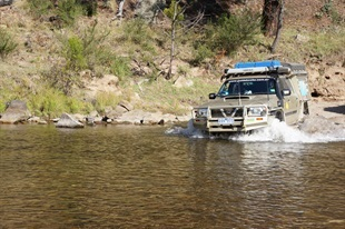 14-Plenty of river crossings are ensure in the Vic High Country - Cooper Tires Australia