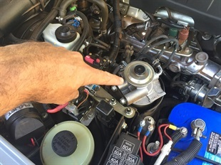 Fuel Filter Location - Cooper Tires Australia