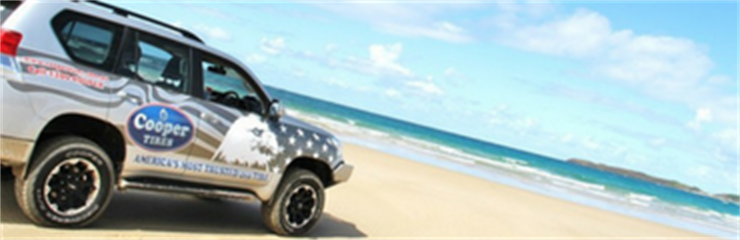 Top 5 Islands For 4WD Sand Driving