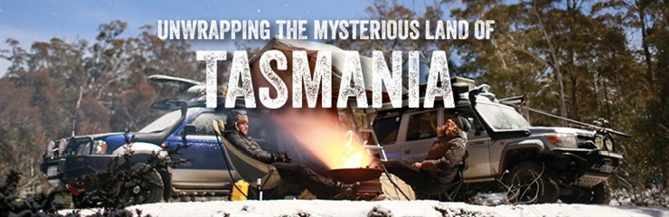 Unwrapping The Mysterious Land Of Tasmania By Caleb Salty
