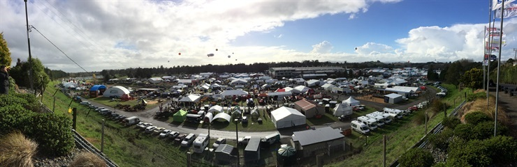 New Zealand Fieldays